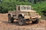 Cross RC CZRHC4 HC4 Off Road Military Truck Kit, 1/10 Scale, 4x4
