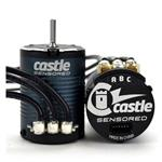 Castle  4-Pole Sensored BL Motor,1406-1900Kv (CSE060006800)